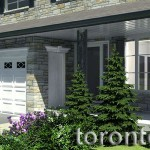 House design illustration