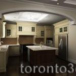 kitchen design visualization